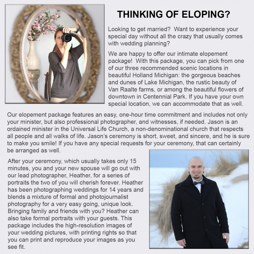elopement website